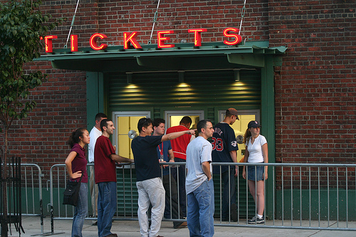 Make Money Selling Tickets Online