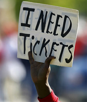 Start a Ticket Broker Business