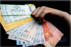 Concert Ticket Broker